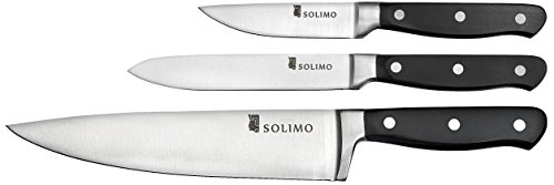 Amazon Brand Solimo Premium Knife Set