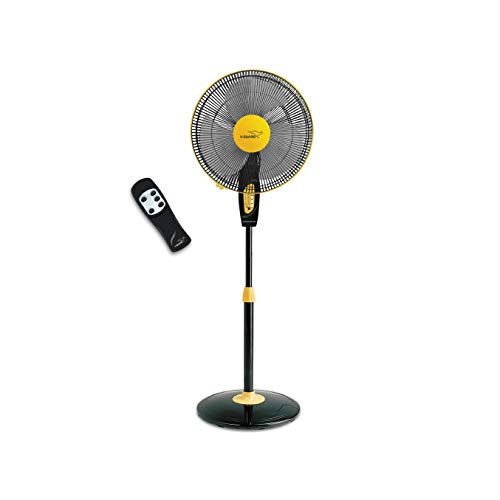 V-Guard Finesta Remote 400mm Pedestal Fan