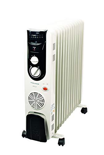 Morphy Richards OFR13F - 13 Fin, 2900 Watt Oil Filled Radiator With PTC Fan Heater