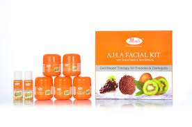 Nature's Essence A.H.A Facial Kit