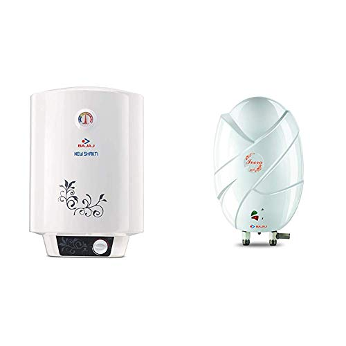 Bajaj New Shakti GL 10-Litre Vertical Storage Water Heater