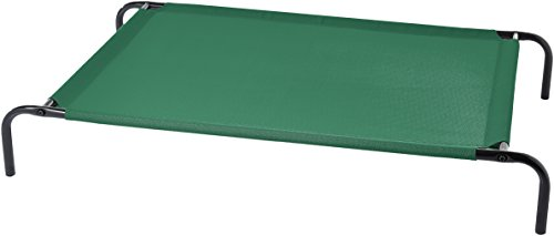 AmazonBasics Elevated Bed