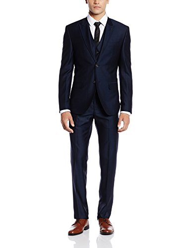 Blackberrys Men's Slim Fit Suit