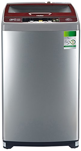 Haier 6.5 kg Fully-Automatic Top Loading Washing Machine
