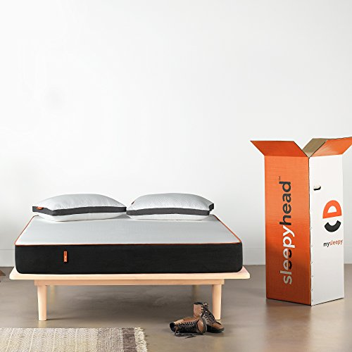 Sleepy Head Queen Size Memory Foam Mattress