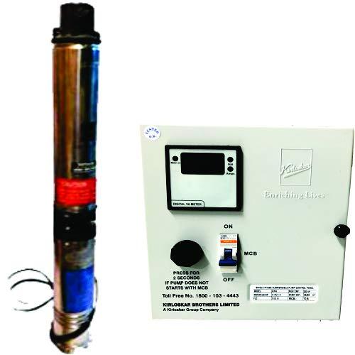 Kirloskar Submersible Pump 1HP