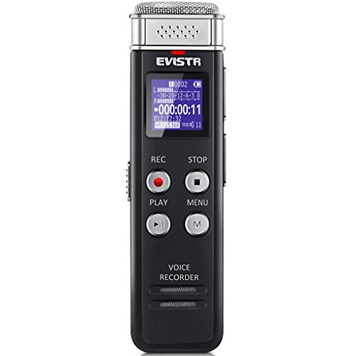 EVISTR Voice Recorder