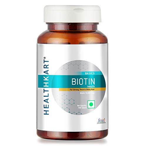 HealthKart Biotin Maximum Strength for Hair