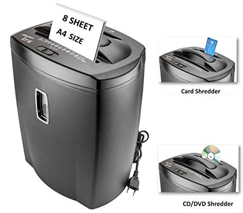 SToK Cross Cut Paper Shredder