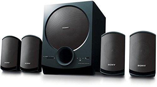 Sony SA-D40 C E12 4.1 Channel Multimedia Speaker System