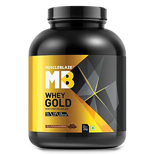 MuscleBlaze Whey Gold