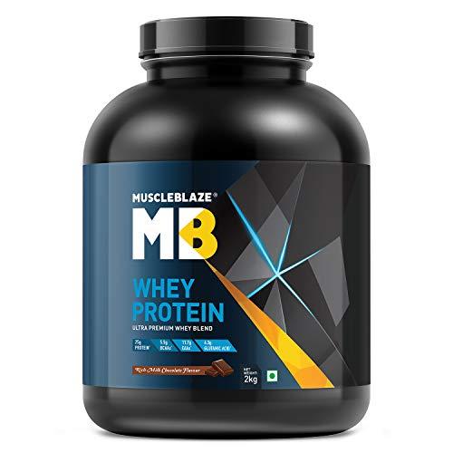 MuscleBlaze Whey Protein 2Kg