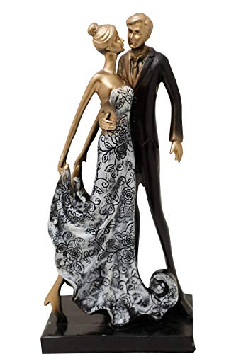 ROMANTIC Couple Statue