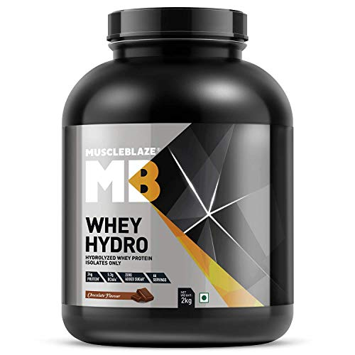 MuscleBlaze Whey Hydro Whey Protein Isolate