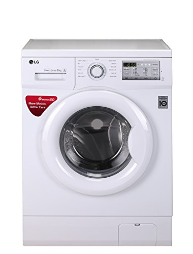 LG 6 kg Inverter Fully-Automatic Front Loading Washing Machine