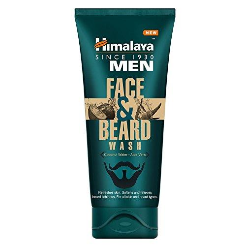 Himalaya Men Face And Beard Wash