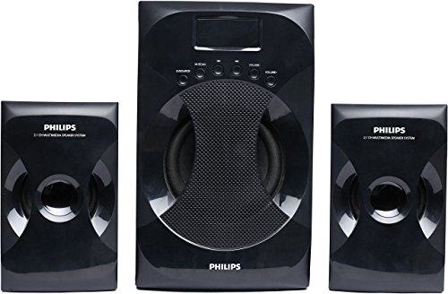 Philips MMS-4040F/94 2.1 Channel Multimedia Speaker System (editors pick)