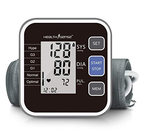 Health Sense Classic Automatic Digital BP Monitor