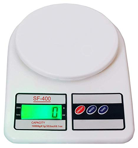 Bulfyss Electronic Kitchen Digital Weighing Scale Multipurpose 10 Kg