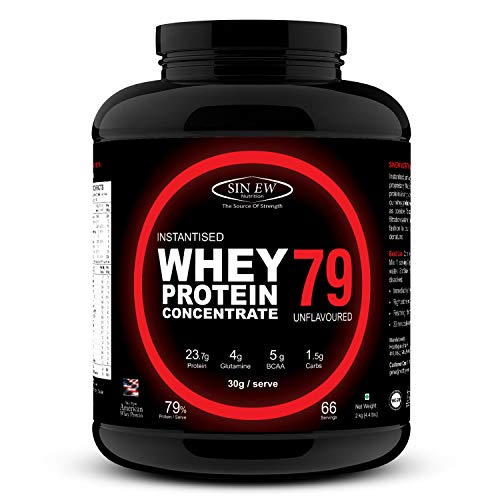 Sinew Nutrition Instantised Whey Protein