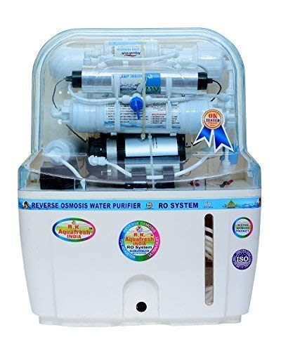 R.K. Aqua Fresh India 15-Liters RO+UV+UF+TDS