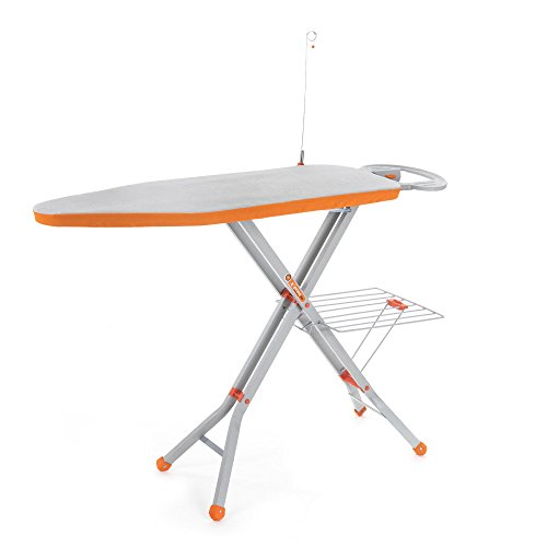 Bathla X-Press Ace Ironing Board with Multi-Function Tray/Wire Manager
