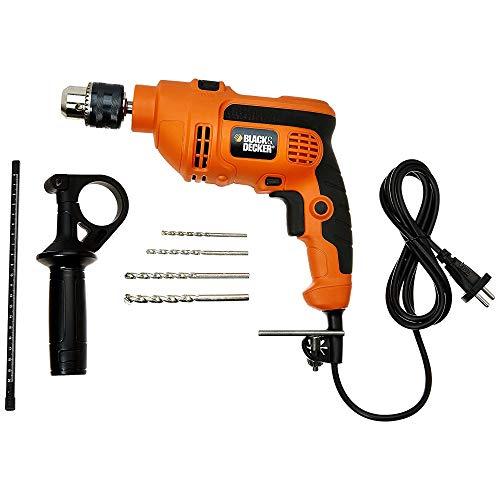 Black & Decker KR554RE 550-Watt 1 Hammer Drill Machine