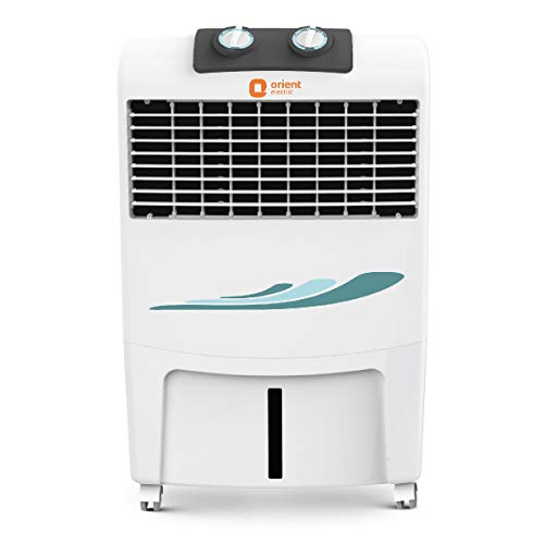 Orient Electric Smartcool Dx CP2002H 20 litres Air Cooler (White and Light Grey)