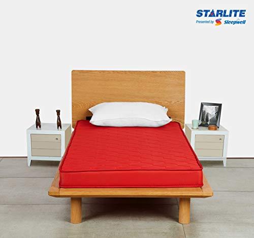 Sleepwell Starlite Discover Firm Foam Mattress