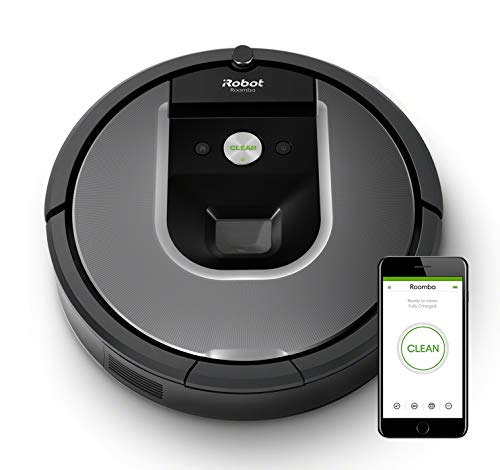 iRobot 900 Series Roomba 960 Vacuum Cleaning Robot