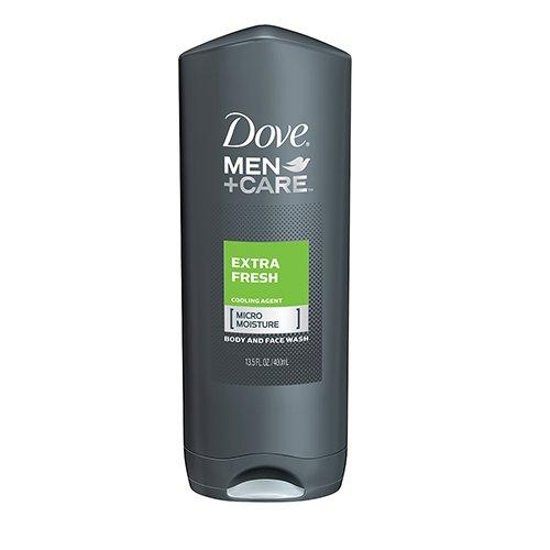 Dove Extra Fresh MEN Body & Face Wash