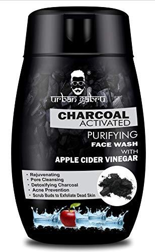 UrbanGabru Charcoal Acne/Pimple clear Face Wash
