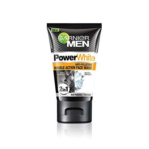 Garnier Men Power White Double Action Face Wash