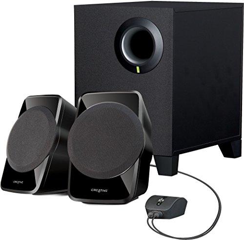 Creative SBS A-120 2.1 Channel Multimedia Speaker System