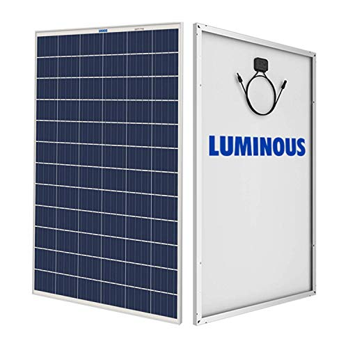 Luminous Poly Crystalline Solar Panel 105 Watt- 12 Volt