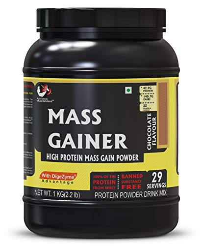 Advance MuscleMass High Protein