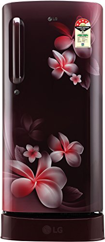 LG 190 L 4 Star Single Door Refrigerator