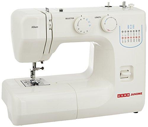 Usha Janome Allure Zig-Zag Electric Sewing Machine