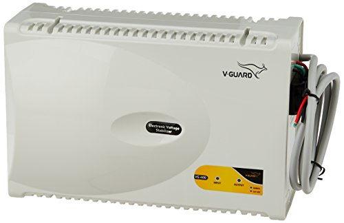 V-Guard Ac Stabilizer -Vwi 400 Smart For Inverter Acs