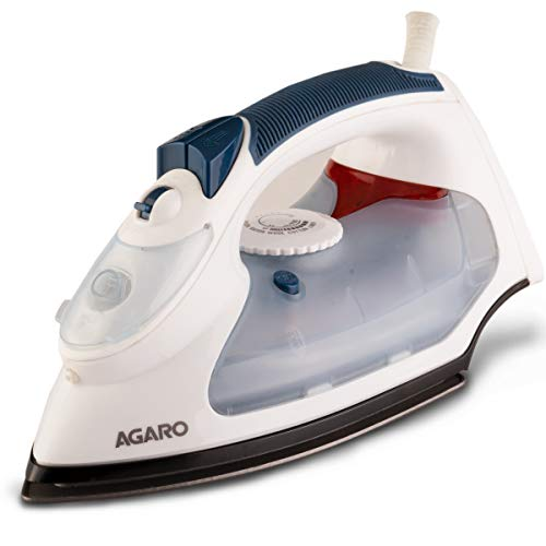 AGARO 33395 Shine Steam & Spray Iron