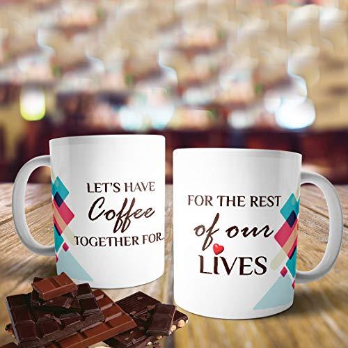 PERSONALISED CERAMIC COFFEE MUG