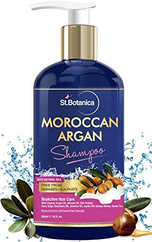 StBotanica Moroccan Argan Shampoo