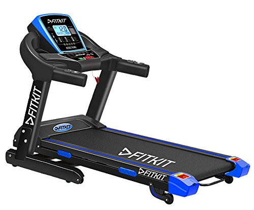 Fitkit FT060 5-in-1 Motorized Multi-Functional Treadmill