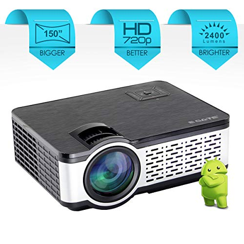 EGATE i9 LED HD ANDROID WIFI PROJECTOR