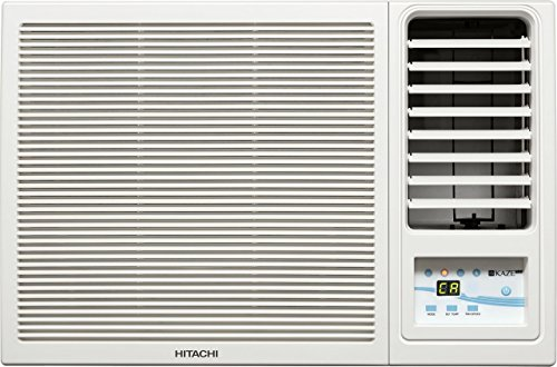 Hitachi 1 Ton 5 Star Window AC (RAW511KUD Kaze Plus