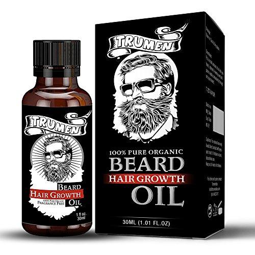 Trumen Beard Growth Oil