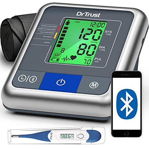 Dr.Trust USA BP Digital Blood Pressure Monitor Machine