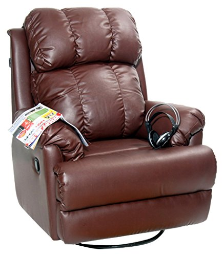 Recliners India Single Seater Manual Swivel Glider