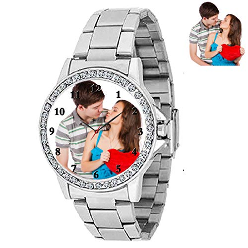 HHI Stainless Personalised Girlfriend Anniversary
