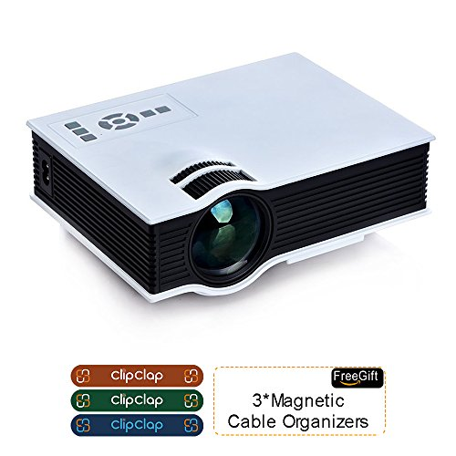 Unic UC40 Has HDMI, AV, USB Ports Projector